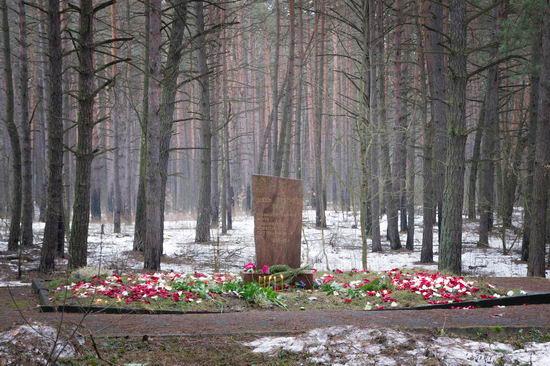 В урочище Солянка вспомнят жертв политических репрессий