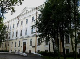 Фотография с официального сайта ТГМА. - http://tvergma.ru/