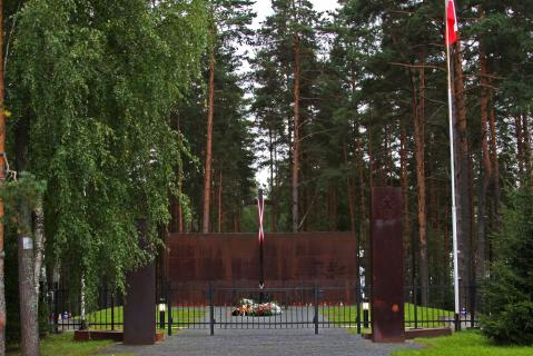 Фотография 2012 года. Источник: Архив НИЦ «Мемориал»